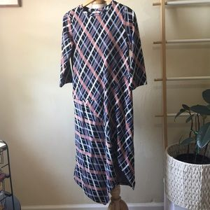 Zara Maxi Dress (CLST)